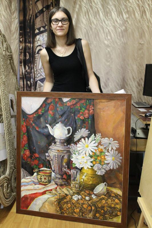 Самойленко АА - учитель изобразительного искусства